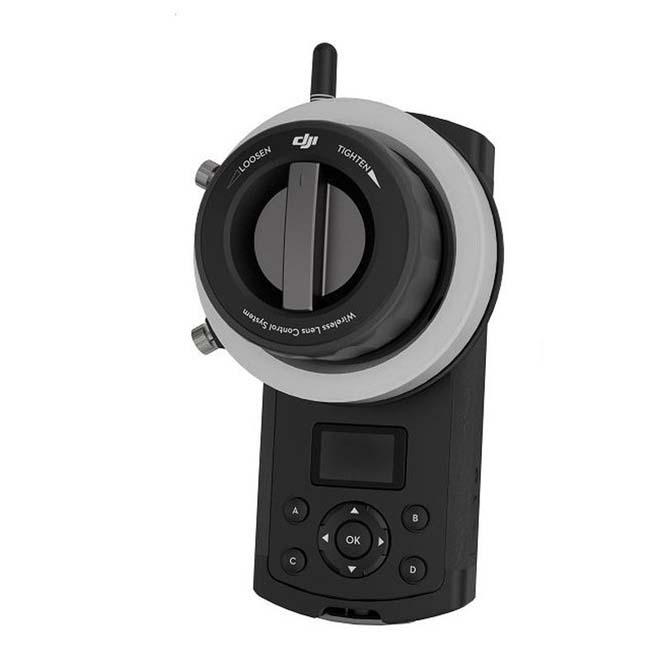 DJI Focus Remote Controller Afstandsbediening - DJI Focus series