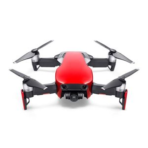 DJI Mavic Air Flame Red Drone - DJI Mavic Air series