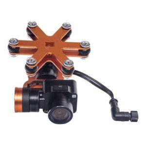 SwellPro 4KGC a 4K camera and 2 axis gimbal waterproof module Camera Gimbal - DJI SwellPro series