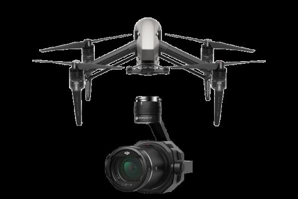 DJI Inspire 2 Cinema Premium Combo (X7) Drone - DJI Inspire 2 series
