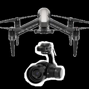 DJI Inspire 2 Professional Combo (X5S) Drone - DJI Inspire 2 series