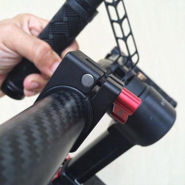 DJI Ronin-M Carbon Top Handle Bars (Part 10) Grip - DJI Ronin M series