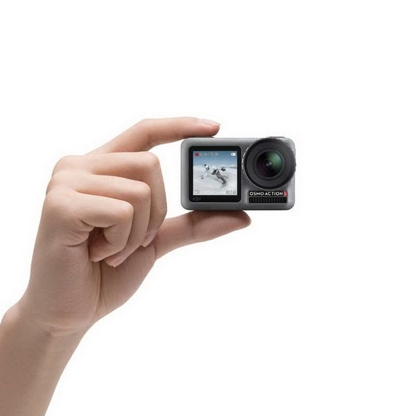 DJI Osmo Action Camera - DJI Osmo Action series