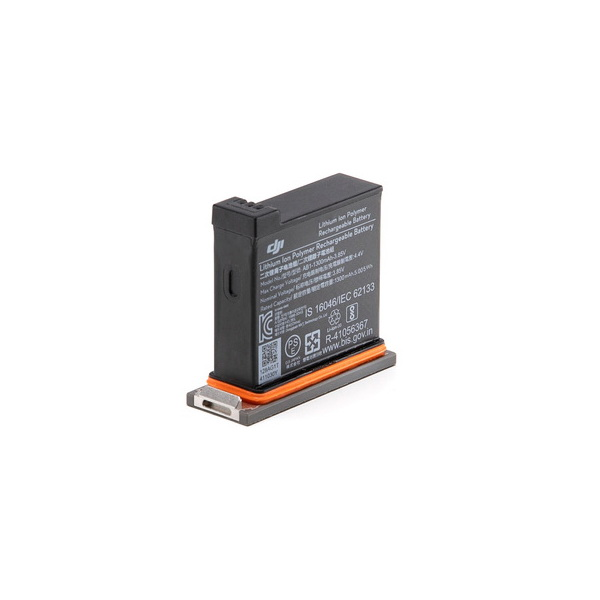 DJI Osmo Action Battery (Part 01)