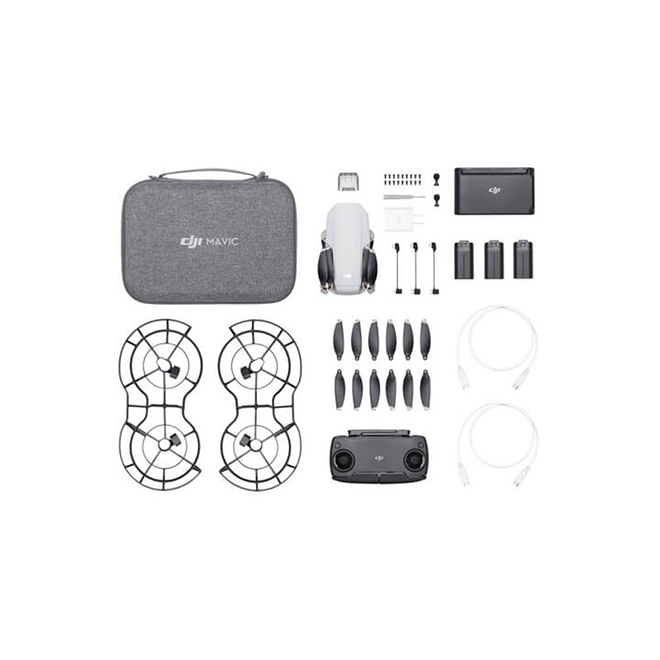 DJI Mavic Mini Fly More Combo Drone - DJI Mavic Mini series