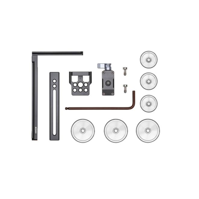 DJI Ronin-S/SC L-Bracket Plate with Counterweight Part 11 Mount - DJI Ronin S series