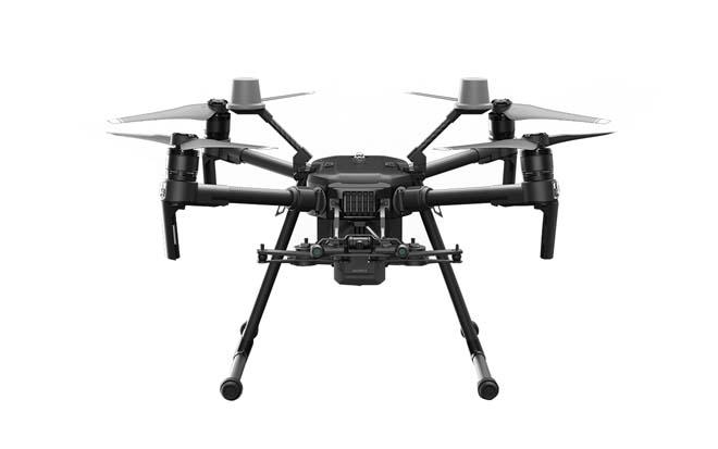 DJI Matrice 210 RTK V2 Drone - DJI Matrice 210 RTK series