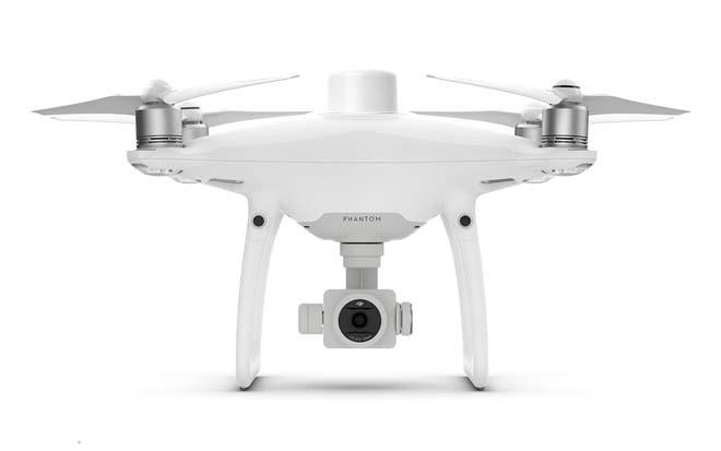 DJI Phantom 4 RTK Drone - DJI Phantom 4-Phantom 4 RTK series