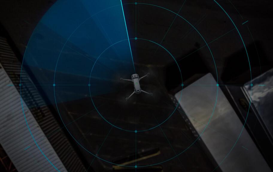 DJI Mavic Enterprise Dual - DJI Airsense